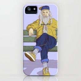 Albus Dumbledore iPhone Case