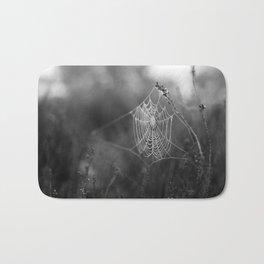 spider web Bath Mat