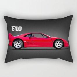 The F40 Rectangular Pillow