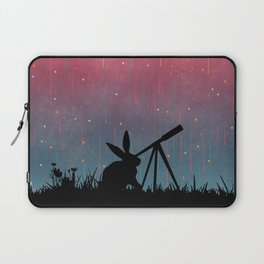 Meteor Shower Laptop Sleeve