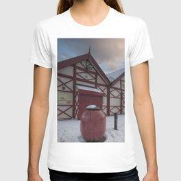 Saltburn Pier T-shirt
