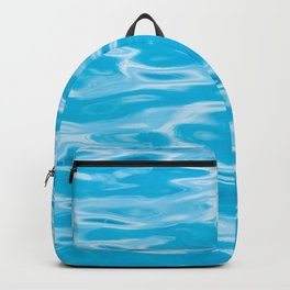Blue Water Backpack