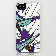 JRDN V GRAPE Slim Case iPhone (5, 5s)