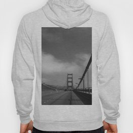 On The Golden Gate Bridge Hoody