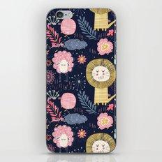 Wild and sweet garden iPhone & iPod Skin