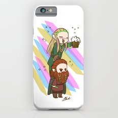 Party Legolas and Gimli  iPhone 6 Slim Case