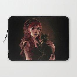 Here Kitty Laptop Sleeve
