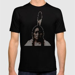 #1 Sitting Bull - RIP (Rest In Pixels) T-shirt