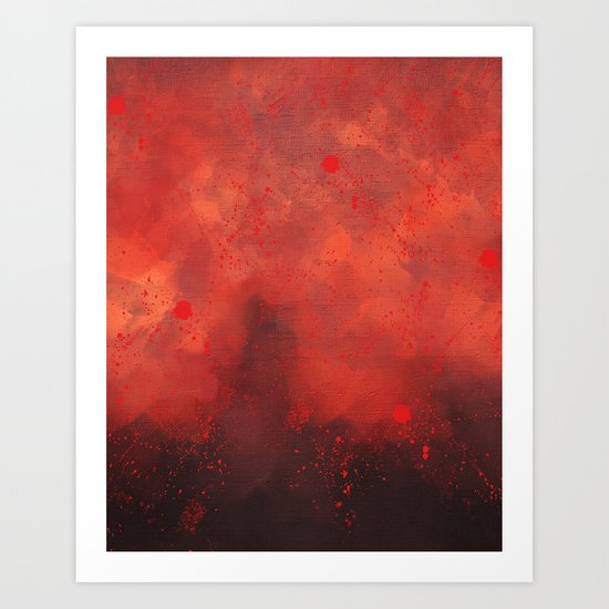 Textures/Abstract 21 Art Print