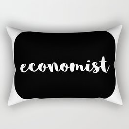 economist Rectangular Pillow