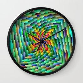 In my basket... Wall Clock