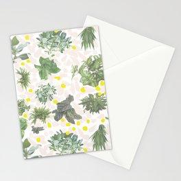 Salad Floral Stationery Cards