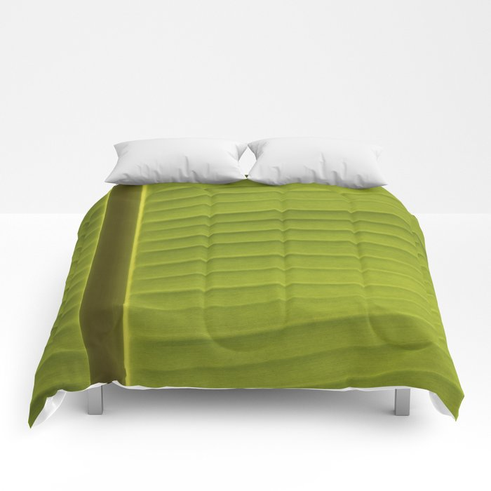 Banana Leaf II Comforters