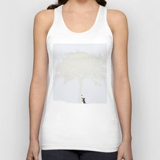 Kitty Cat VI Unisex Tank Top