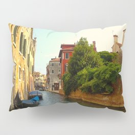 Alleyways and Payphone Calls Pillow Sham