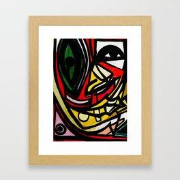 Observation Framed Art Print