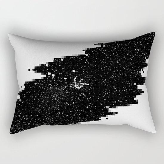 Pixelhole Rectangular Pillow