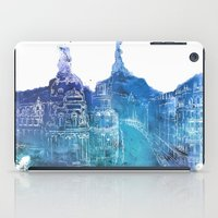 madrid iPad Cases featuring Madrid by Ksenia Balakireva