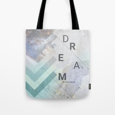 DREAM on many levels Tote Bag