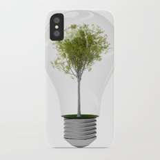 Eco Bulb 6 pack iPhone X Slim Case