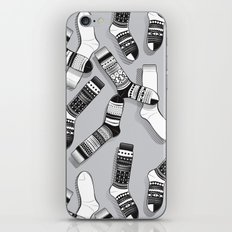 Sock It To Me iPhone & iPod Skin