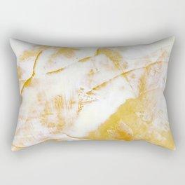 Abstraction marble texture Rectangular Pillow