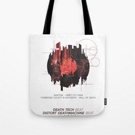 DEATHSTEP Tote Bag