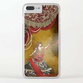 Think of me Clear iPhone Case