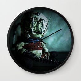 Mr Bubbles!  Wall Clock