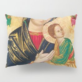 Our Mother of Perpetual Help Virgin Mary Pillow Sham