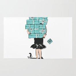 Tiffany gift Rug