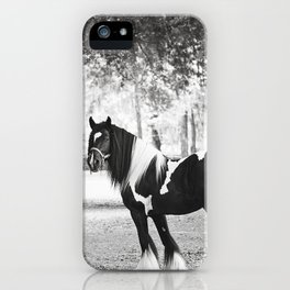 Majestic Horse iPhone Case