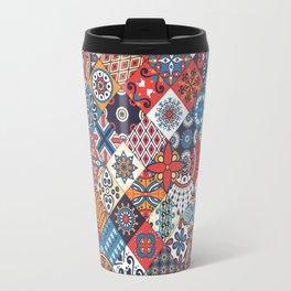 Vintage decorative elements Travel Mug