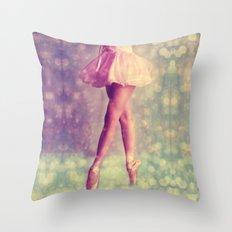Dream a little dream Throw Pillow