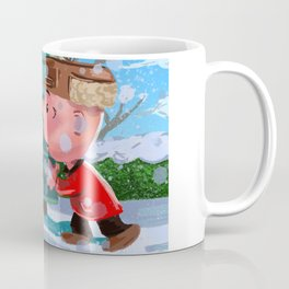 The Peanuts Movie Coffee Mug