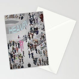 Mass Effect: Bar in Heaven (Maleshep) Stationery Cards