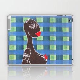 inside me / just a girl Laptop & iPad Skin
