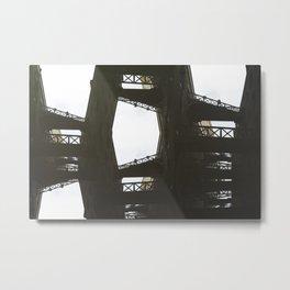 Shad Thames Metal Print