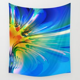 Abstract Composition 115 Wall Tapestry