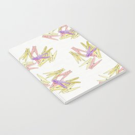 Сlothespins Notebook