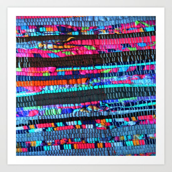 Colorful and Playfully Art Print