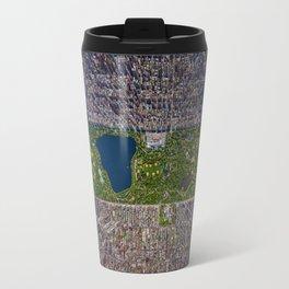 New York Central Park Travel Mug