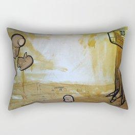 Coming of Age Rectangular Pillow