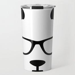 Nerd Panda Travel Mug