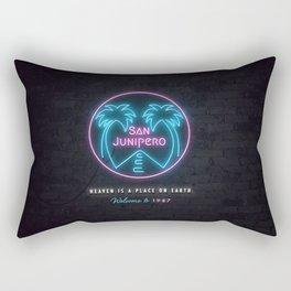 San Junipero Rectangular Pillow