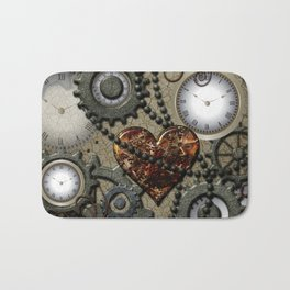 Steampunk II Bath Mat