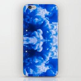 Thunderstorm Demon iPhone Skin