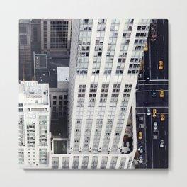 Aerial - New York Photography Metal Print
