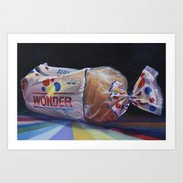 Wonder #2 Art Print