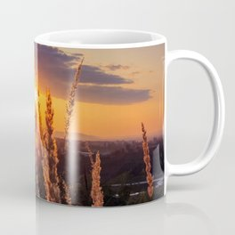 through the golden reed Coffee Mug